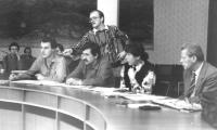 Jednání OF s vedením Plzně, prosinec 1989