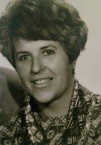 Dagmar Hazdrová v roce 1978