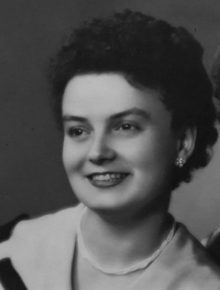Jarmila Dvořáková, historicka fotografie