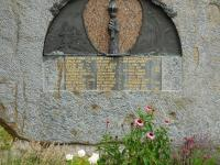 Monument to the victims of the First World War in Přáslavice