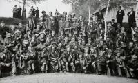 Odbojová skupina z Chuchelné