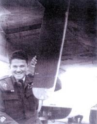 Petr Gibian, 2. světová válka