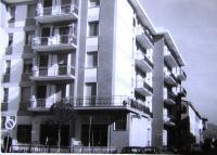 Dům, ve kterém Helena bydlela, Florencie, 70. léta