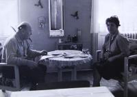 Helenini rodiče, Praha, 70. léta