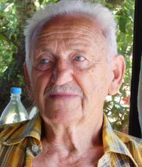 Josef Hocz v roce 2018
