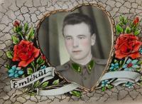 Bratranec Ondráš Hocz  v maďarské armádě