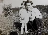 Ilias Cumaropulos s dcerou Vasiliki