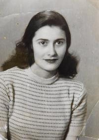 Manželka Eleni Cumaropulosová