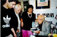 Antonín Doležal - autogramiáda 2007