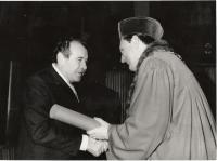 Antonín Doležal - doktorát