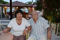 Antonín Doležal - dovolená s manželkou