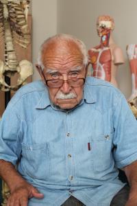 Antonín Doležal - foto z natáčení 2018