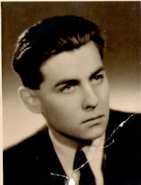 Antonín Doležal - maturita
