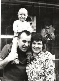 Antonín Doležal - rodina