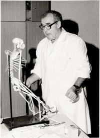 Antonín Doležal - vyučující