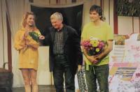 premiéra hry Hledání ztraceného ráje - divadlo Semafor r. 2010