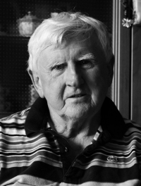 Vlatimil Venclík - portrét z natáčení - rok 2018