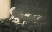 Jitka Tobyášová 1927