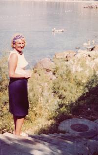 Jitka Pešová 1977, Jugoslavia