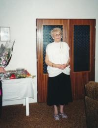 Jitka Pešová 1997, Brno
