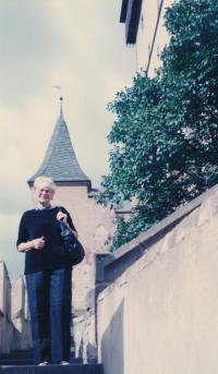 Jitka Pešová 2007, Karlštejn castle