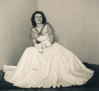 Jitka Pešová 1947