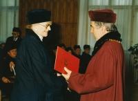 rehabilitation graduation, 90s