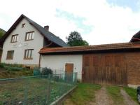 The House of Peter Špinler in Dolní Dobrouč in 2018