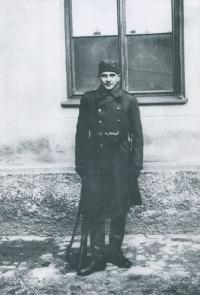 Dědeček Jana Hrada