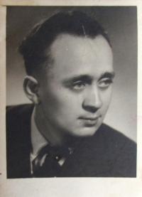 Jaromír Janza v padesátých letech