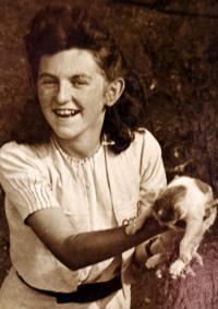 Magdalena Lánská, dobová fotografie