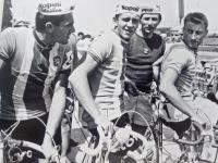 Personalities of the cycling heaven: Pavel Doležel, Daniel Gráč, František Jursa
