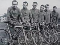 Team for the Peace Race in 1961