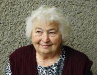 Jarmila Koutná v roce 2018