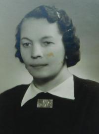 Matka Marie Francová