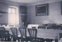 The interier od family inn