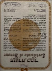 6. Ocenění Izraele manželům Rehákvým