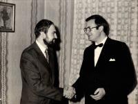 s Tomášem Halíkem