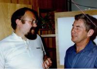 s Jiřím Grygarem