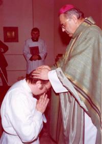 s biskupem Vlkem
