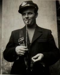Čestmír Čech v 40. letech