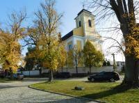 Church of St. Laurence in Nová Hradečná