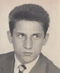 Maturitní fotografie, rok 1961