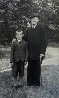 grandfather and grandsoon