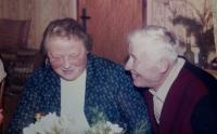 Anna and František Volní