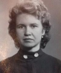 Valentyna Platonivna Denysjuk, 1957