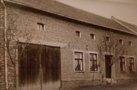 His birthplace in Opatovice