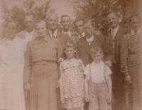 The Jelínek family