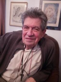 Josef Jelínek in 2018