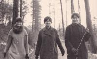 sisters Mary, Martha and Ludmila